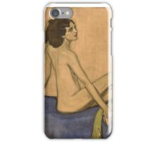 Valentin Serov - Ida Rubenstein . Model iPhone Case/Skin