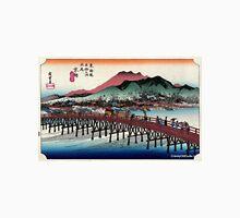Keishi - Hiroshige Ando - 1833.tif Unisex T-Shirt
