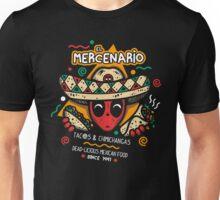 El Mercenario Mexican Food Unisex T-Shirt