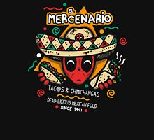 El Mercenario Mexican Food T-Shirt
