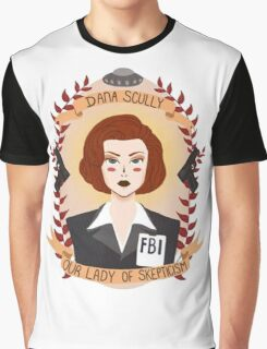 Dana Scully Graphic T-Shirt