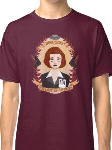 Dana Scully Classic T-Shirt