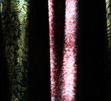 Curtains Sticker
