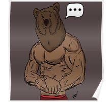 Bear Mode Poster