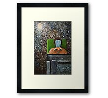 Rumination XIII Framed Print