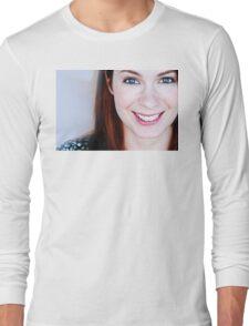 Felicia Day Long Sleeve T-Shirt