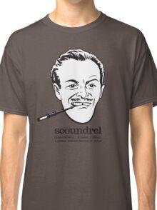 Scoundrel Classic T-Shirt