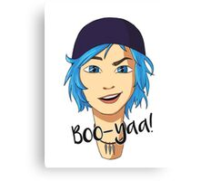 Chloe Price Canvas Print