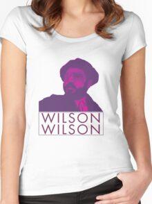 UTOPIA - WILSON x2 Women's Fitted Scoop T-Shirt