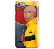 Rikkai's Last Good Soul iPhone Case/Skin