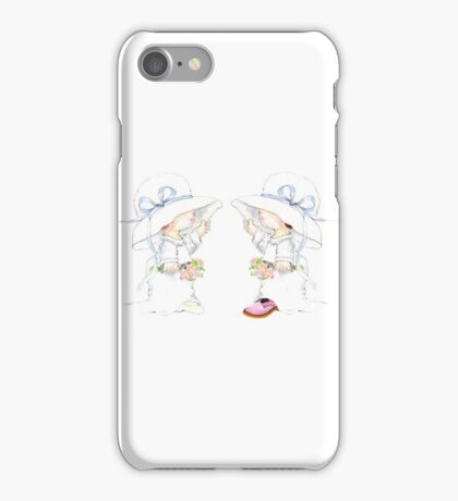 Little Bride and Bride iPhone Case/Skin