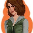 Malia Tate by thescudders
