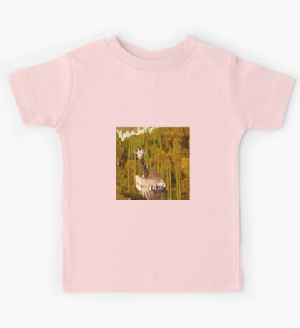 Flying Giraffe Kids Tee