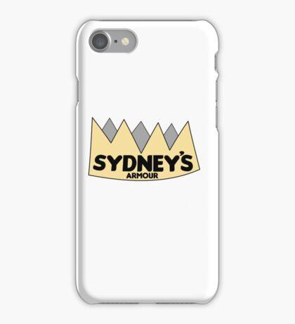 Sydney's Armour iPhone Case/Skin
