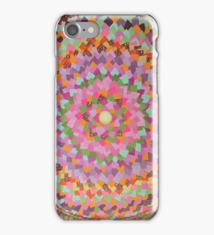 'Being' by Mariana Rozados iPhone Case/Skin