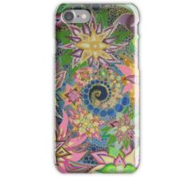 'Lovely Interconnections' by Mariana Rozados iPhone Case/Skin