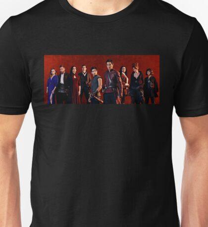 Badlands cast Unisex T-Shirt