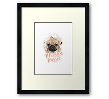 marilyn pugroe Framed Print