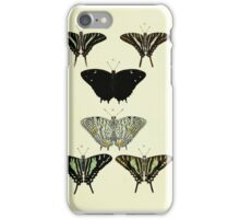 Butterflies from Asia, Africa and America,. Amsteldam, Chez S. J. Baald iPhone Case/Skin