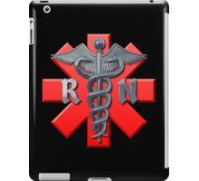 Nurse and Cross iPad Case/Skin