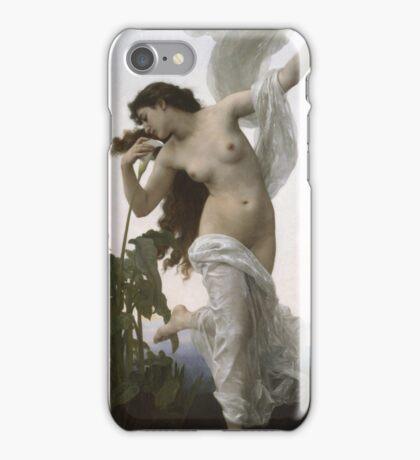 William Bouguereau  - L Aurore Dawn 1881 iPhone Case/Skin
