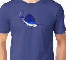 Fish: Atlantic Sailfish Unisex T-Shirt