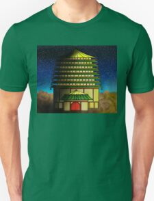 Night Temple Unisex T-Shirt