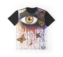 The Monarch Eye Graphic T-Shirt