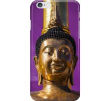 gold buddha iPhone Case/Skin