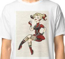 Steampunk Bombshell Classic T-Shirt