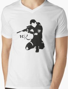 Z nation - 10K  Mens V-Neck T-Shirt