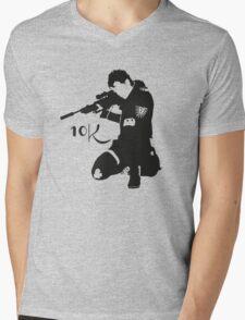 Z nation - 10K  Mens V-Neck T-Shirt