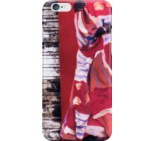 Dresses in a Senegal Breeze iPhone Case/Skin