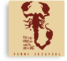 penny dreadful tv show Canvas Print