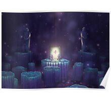 Elemental Star Chamber (46 Left!) Poster