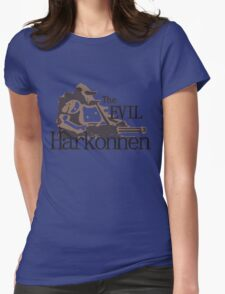 The Evil Harkonnen Womens Fitted T-Shirt