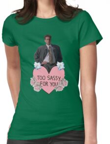 Sassy Mulder Womens Fitted T-Shirt