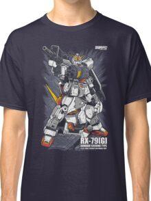 RX 79 G Gundam Classic T-Shirt