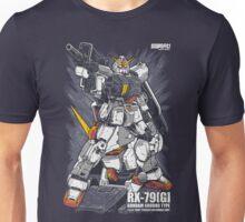 RX 79 G Gundam Unisex T-Shirt