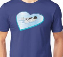 LOVE: Arctic Seals Unisex T-Shirt