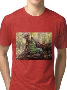 My Favourite Spot  Tri-blend T-Shirt