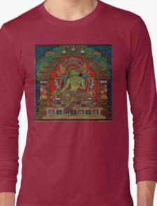 Green Tara Long Sleeve T-Shirt