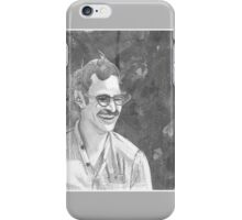 Theodore B&W iPhone Case/Skin