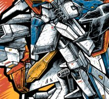 Zeta Gundam Sticker