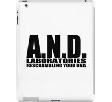 AND Laboratories iPad Case/Skin