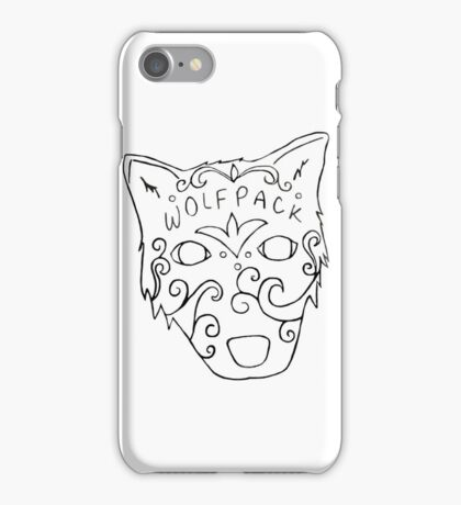 NCSU Wolfpack iPhone Case/Skin