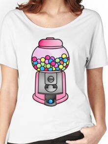 GumBall Machine  Women's Relaxed Fit T-Shirt
