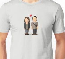 Glenn & Maggie TWD Unisex T-Shirt
