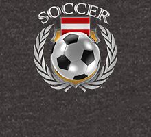 Austria Soccer 2016 Fan Gear Unisex T-Shirt