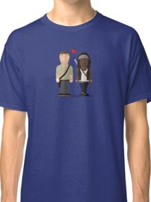 The Walking Dead - Richonne Classic T-Shirt